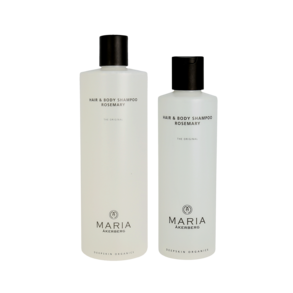 Hair & Body Shampoo Rosemary Set